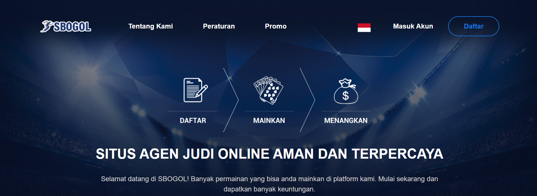Link Login Sbobet88 Mobile Android